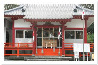 岩川八幡神社