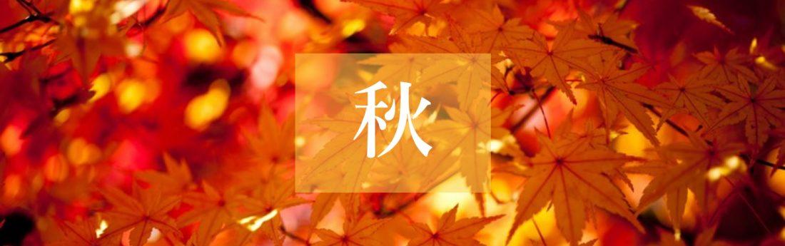 秋におすすめのスポット