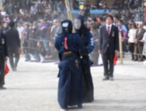奉納武道大会、スポーツ、神振行事も2