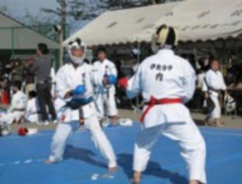 奉納武道大会、スポーツ、神振行事も3