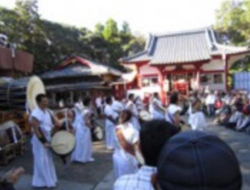 奉納武道大会、スポーツ、神振行事も5