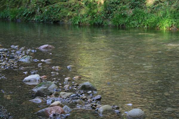 安楽川渓谷