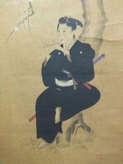 平田三五郎と宮内式部の墓