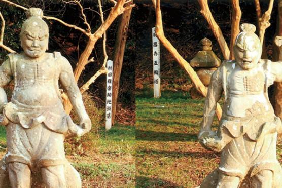 興昌寺の仁王像
