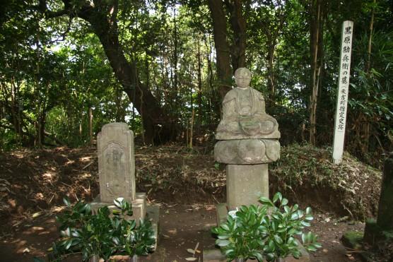 黒原勘兵衛の墓