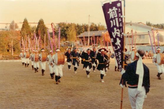 前川内の太鼓踊り