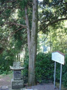 寺山地頭の墓